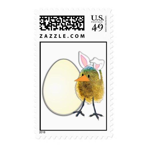 Polluelo de Pascua Franqueo