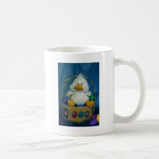 Polluelo de Pascua Taza De Café