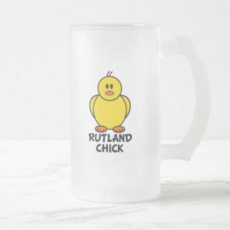Polluelo de Rutland Vermont Taza