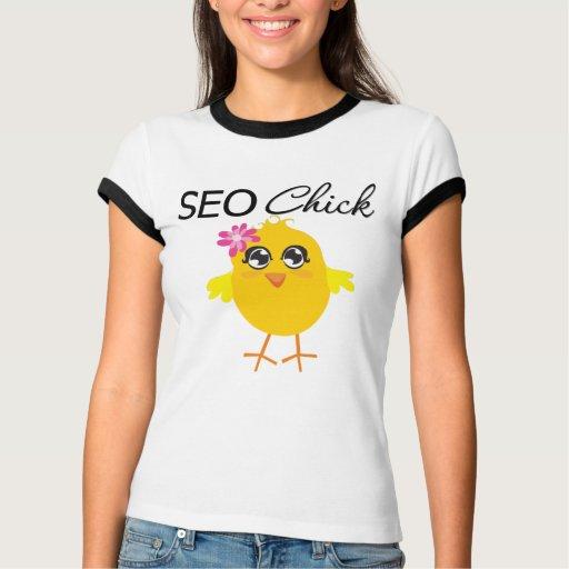 Polluelo de SEO T Shirt