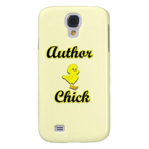 Polluelo del autor