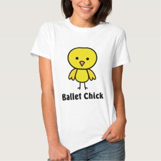 Polluelo del ballet poleras