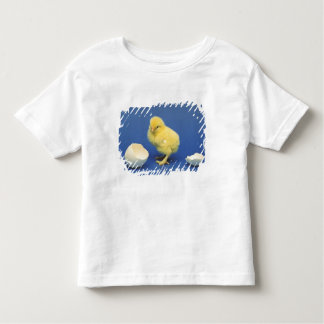 Polluelo del bebé playera de bebé