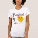 Polluelo del Blogger Camisetas