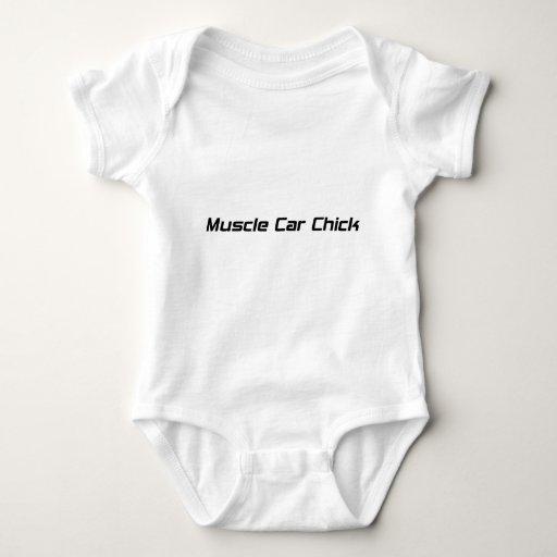 Polluelo del coche del músculo por Gear4gearheads Body Para Bebé