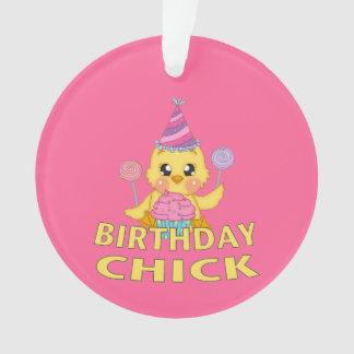 Polluelo del cumpleaños