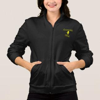 Polluelo del economista chaquetas imprimidas