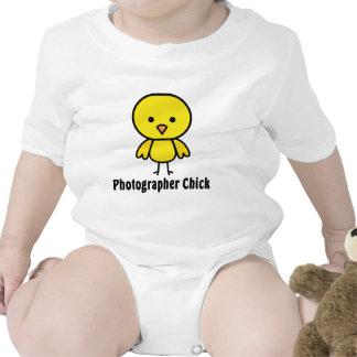 Polluelo del fotógrafo trajes de bebé
