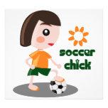 Polluelo del fútbol fotografías
