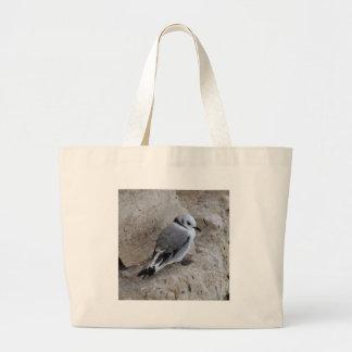 Polluelo del Kittiwake Bolsas De Mano