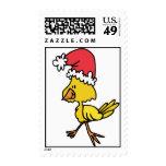Polluelo del navidad sellos