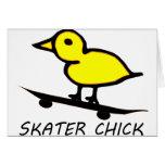 Polluelo del patinador