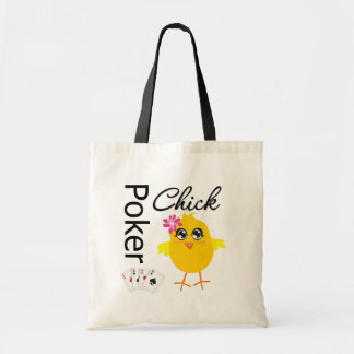 Polluelo del póker bolsas
