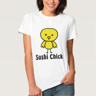 Polluelo del sushi polera