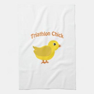Polluelo del Triathlon
