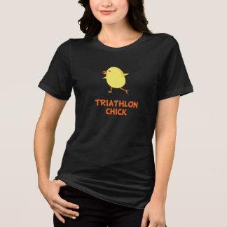 Polluelo del Triathlon Playera