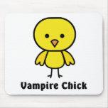 Polluelo del vampiro alfombrilla de ratón