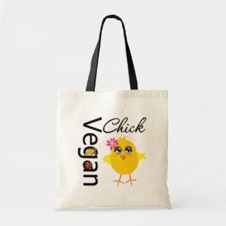 Polluelo del vegano bolsa