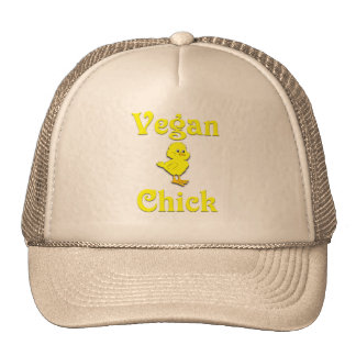 Polluelo del vegano gorro