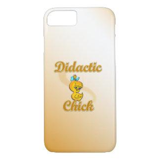 Polluelo didáctico funda iPhone 7