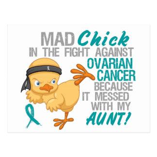 Polluelo enojado ensuciado con mi tía 3 cáncer postal
