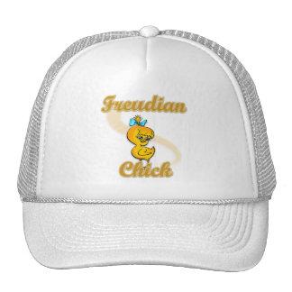 Polluelo freudiano gorras
