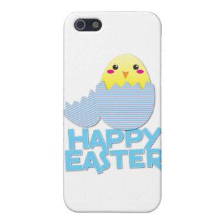 polluelo lindo estupendo heappy de pascua iPhone 5 carcasa