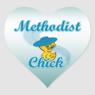 Polluelo metodista 3 etiqueta