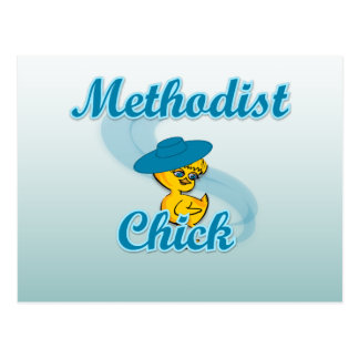 Polluelo metodista #3 tarjetas postales