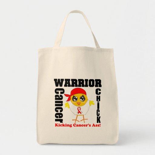 Polluelo oral del guerrero del cáncer bolsas
