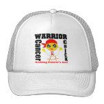 Polluelo oral del guerrero del cáncer gorra