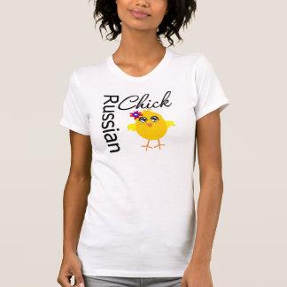 Polluelo ruso camiseta