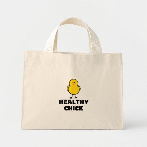 Polluelo sano bolsas