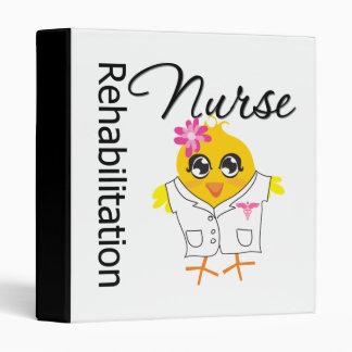 Polluelo v2 de la enfermera de la rehabilitación