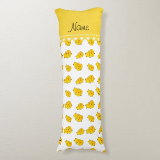 Polluelos amarillos blancos conocidos cojin cama