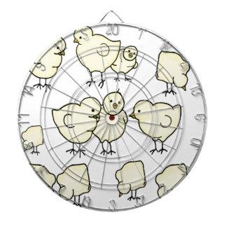Polluelos de la primavera por diseño de los