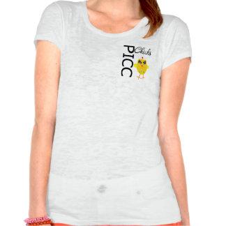Polluelos de PICC Camisetas