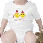 Polluelos del navidad trajes de bebé