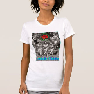 Polluelos del Ukulele Camiseta