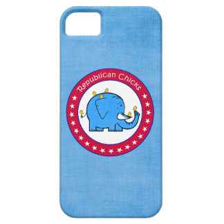 polluelos republicanos iPhone 5 fundas