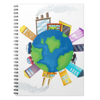 Pollution Notebooks