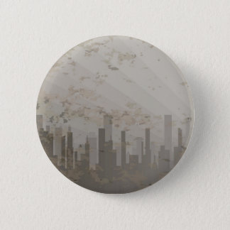 Pollution Pinback Button