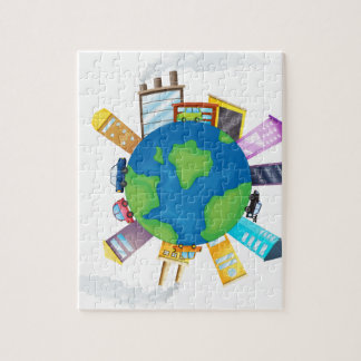 Pollution Jigsaw Puzzle