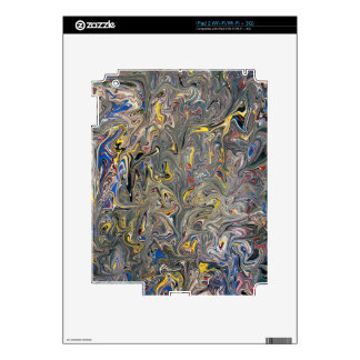 Pollution Skins For iPad 2