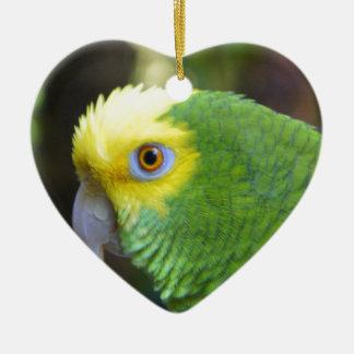 Polly Adorno De Cerámica En Forma De Corazón