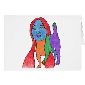 Polly Morf Card