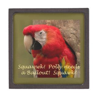 ¡Polly necesita un desalojo urgente! Caja De Regalo De Calidad