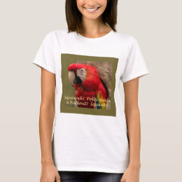 Polly Needs a Bailout! T-Shirt
