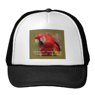 Polly Needs a Bailout! Trucker Hat