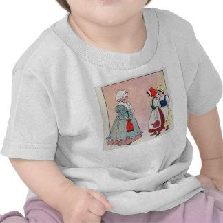 Polly, puso la caldera, Polly, puso la caldera Camiseta